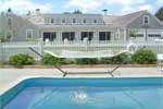 Enjoy the pool at your Cape Cod Vacation Rental Home